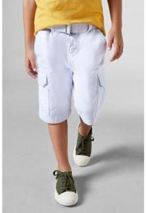 Bermuda Infantil Army Reserva Mini Masculina - Masculino