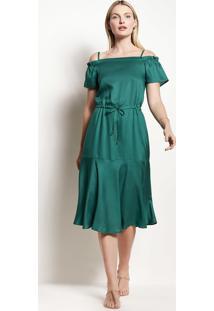 Vestido verde hering