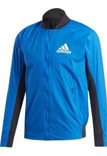 Jaqueta Adidas M Vrct Light Azul