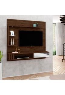 Painel Para Tv 55 Polegadas Allune Rustic 160 Cm