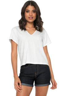 Camiseta Sommer Lisa Off-White