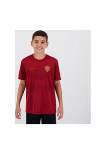 Camisa Fluminense Norm Infantil Vinho