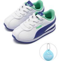 a4e27e931f9ad Tênis Para Meninos Branco Puma infantil | Shoes4you