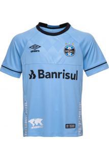 Camiseta Umbro Grêmio 2018 Charrua Juvenil