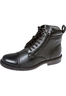 Bota Casual Sandalo Vector Preto - Kanui