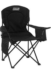 Cadeira Coleman Dobrável C/ Cooler Térmico - Unissex