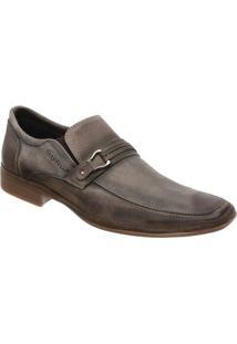 Sapato Savelli Linha Comfort Premium - Masculino-Marrom