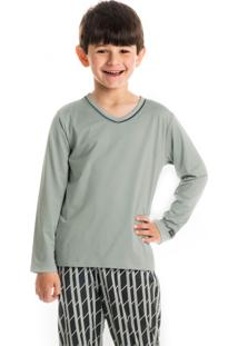 Pijama Gabriel Longo Infantil