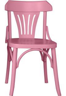 Cadeira De Jantar Opzione Rosa