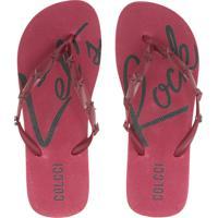 1f6668d6d Chinelo Colcci Rock feminino   Shoes4you