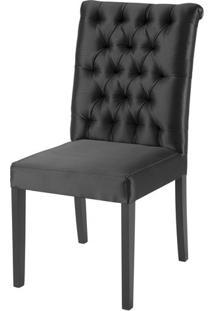 Cadeira Viena Preta Base Preta - 50466 - Sun House
