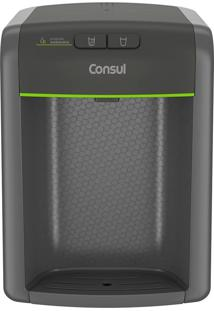 Purificador De Água Refrigeração Eletrônica Cinza Consul Bivolt Cpb34Asvna