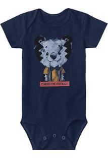 Body Bebê Tigor T. Tigre Masculina - Masculino