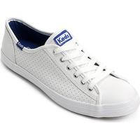 9bde69b397a Netshoes. Tênis Couro Keds Kickstart Perf Leather Feminino ...