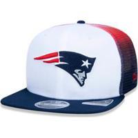 Boné 950 New England Patriots Nfl Aba Reta New Era - Masculino ead1ccecbcddc