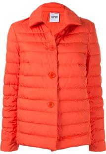 Aspesi Padded Button Jacket - Laranja