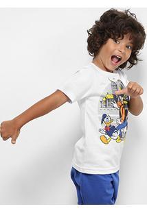Pijama Verão Camiseta E Shorts-Me39D.1 - Masculino