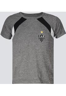 Camisa Infantil Atlético Mineiro Frey Raglan Masculina - Masculino
