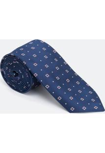 Gravata Regular Estampada