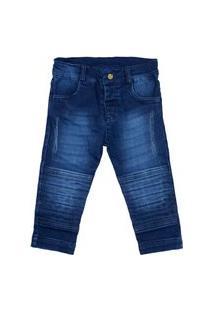 Calça Barbara Colorê Casual Jeans