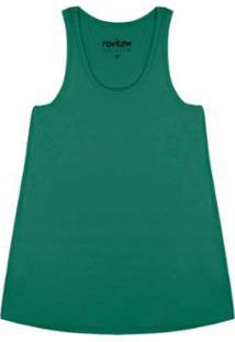 Regata Lisa Rovitex Premium Feminina - Feminino-Verde d89f5a0ccbd