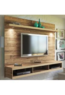 Painel Para Tv Até 60 Polegadas Evolution Rustico - Artely