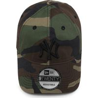 Boné New Era New York Yankees Verde Marrom 3c48acb243e