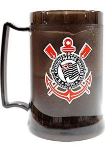 Caneca Gel Corinthians Escudo Cp - Fume 0c6fb537654e1