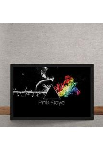 Quadro Decorativo Pink Floyd Albuns 25X35