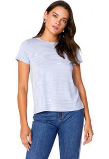 Camiseta Amaro Viscolycra Feminina - Feminino
