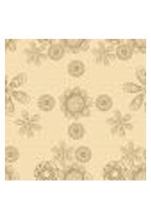 Papel De Parede Autocolante Rolo 0,58 X 5M - Floral 1247