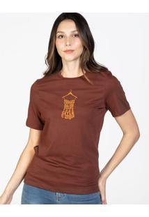 Camiseta Feminina Forget