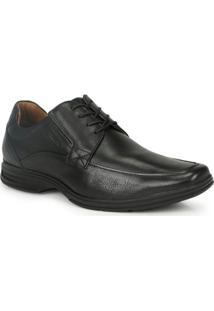 Sapato Conforto Masculino Ferracini Preto
