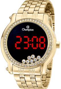 Relógio Champion Digital Feminino Ch48055H