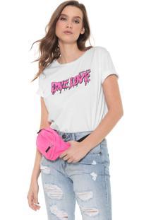 Camiseta Cavalera One Love Branca