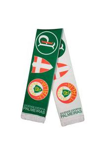 Cachecol Palmeiras Escudos Soft