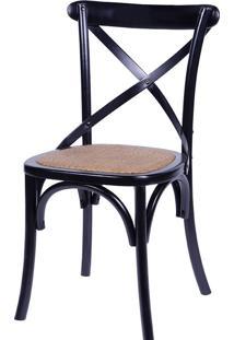 Cadeira Cross Or-1150 – Or Design - Preto