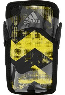 Porta Celular Adidas Performance Run Mobile Preto