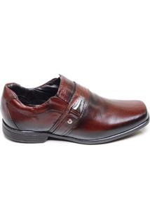 Sapato Infantil Menino Social Kéffor Marrom