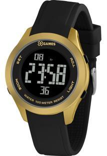 Relógio X Games Xport Feminino Digital Dourado-Xmppd602-Pxpx