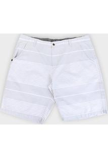 Bermuda Gajang Listrada Plus Size Masculina - Masculino