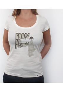 Peruca - Camiseta Clássica Feminina
