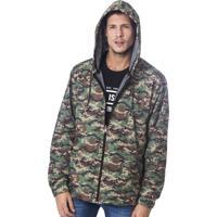 Jaqueta Outono Inverno 2015 Verde Militar masculina  6bded4238cee9