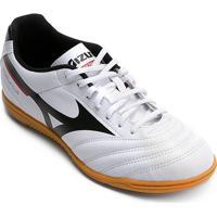 Chuteira Futsal Mizuno Morelia Club In N - Unissex eabe5a23be244