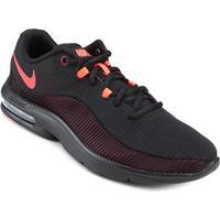 9eb4776e2f9 Tênis Nike Air Max Advantage 2 Masculino - Masculino-Preto+Vermelho