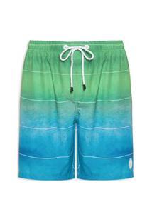 Shorts Masculino Boardshorts Zon - Verde