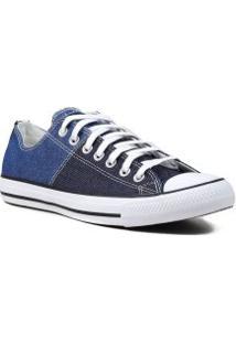 Tênis Masculino Jeans Converse All Star Chuck Taylor