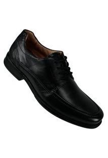 Sapato Masculino Pegada Mestico Fluence 123453 Pegada Preto