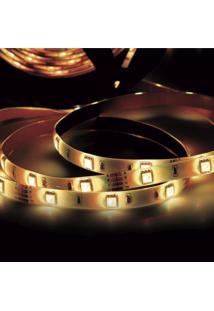 Fita Led 2,5W 30 Leds/Metro 40M 12V Ip20 Taschibra - Caixa Com 40 M - 3000K Luz Amarela