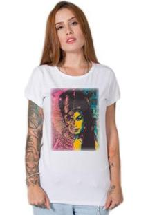 Camiseta Stoned Amy Winehouse Feminina - Feminino